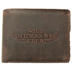 Kožená peněženka Hunters