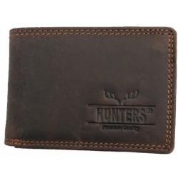 Mini Hunters kožená peněženka