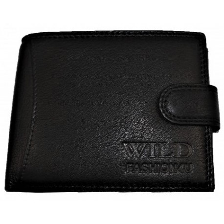 Pánská kožená peněženka Wild na šířku