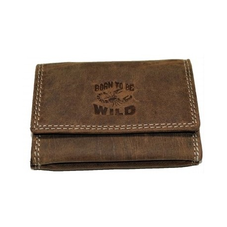 Kožená peněženka štír