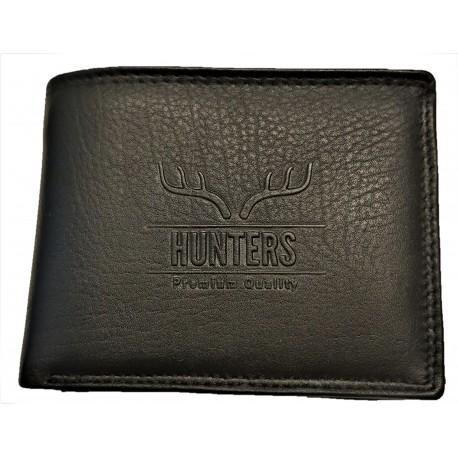 Kožená Hunters peněženka