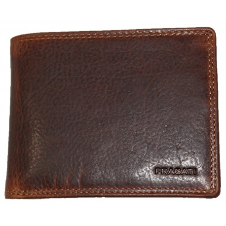 Pragati kožená peněženka