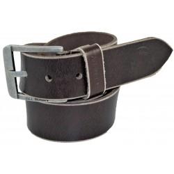 Kožený pásek dark brown