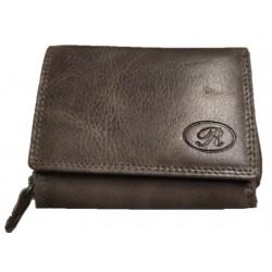 Kožená malá peněženka R