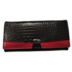 Kožená dámská peněženka special