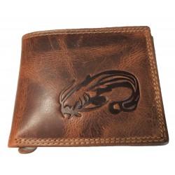 Kožená peněženka sumec