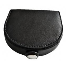 Kožená peněženka na mince